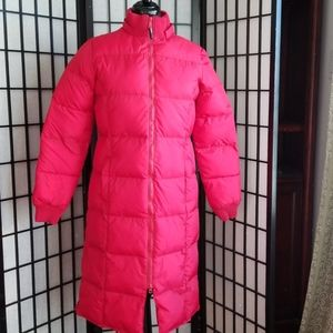Tommy Hilfiger Extra Long Puffer Parka